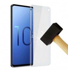 Film verre trempé - Samsung Galaxy S10 protection écran