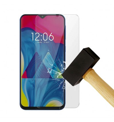 Film verre trempé - Samsung Galaxy A10 protection écran