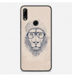 Coque en silicone Huawei P Smart Z - BS Cool Lion