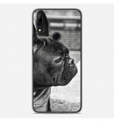 Coque en silicone Huawei P Smart Z - Bulldog
