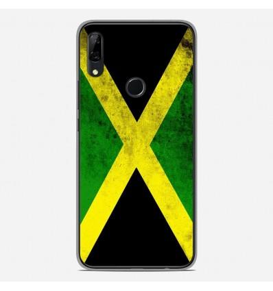 Coque en silicone Huawei P Smart Z - Drapeau Jamaïque