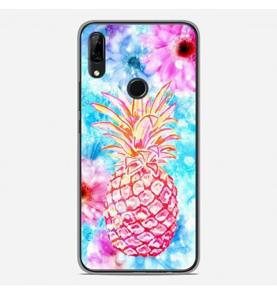 Coque en silicone Huawei P Smart Z - Ananas