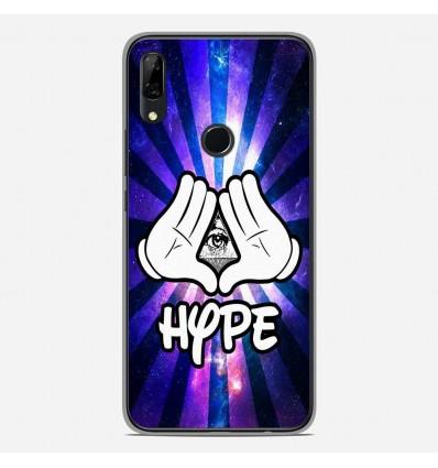 Coque en silicone Huawei P Smart Z - Hype Illuminati