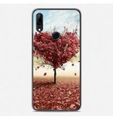 Coque en silicone Huawei P Smart Z - Arbre Love