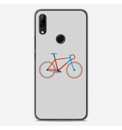 Coque en silicone Huawei P Smart Z - Bike color Hipster