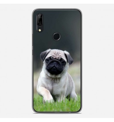 Coque en silicone Huawei P Smart Z - Bulldog français