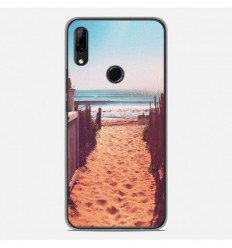 Coque en silicone Huawei P Smart Z - Chemin de plage
