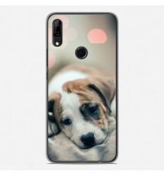 Coque en silicone Huawei P Smart Z - Chiot rêveur