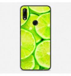 Coque en silicone Huawei P Smart Z - Citron