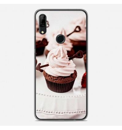 Coque en silicone Huawei P Smart Z - Cup Cake