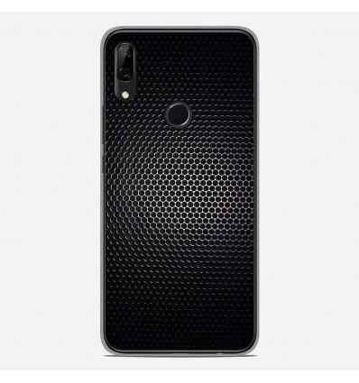 Coque en silicone Huawei P Smart Z - Dark Metal