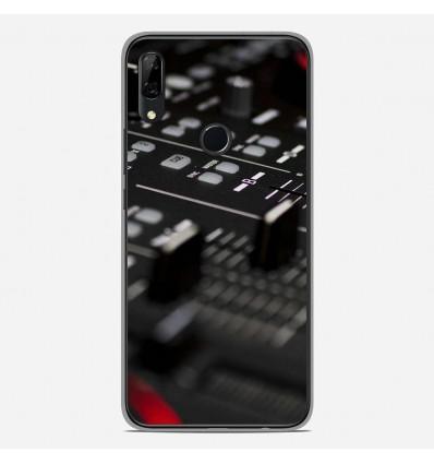 Coque en silicone Huawei P Smart Z - Dj Mixer
