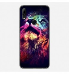Coque en silicone Huawei P Smart Z - Lion swag