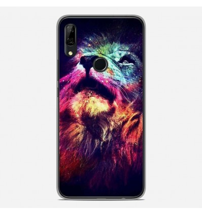 Coque en silicone Huawei P Smart Z - Lion swag