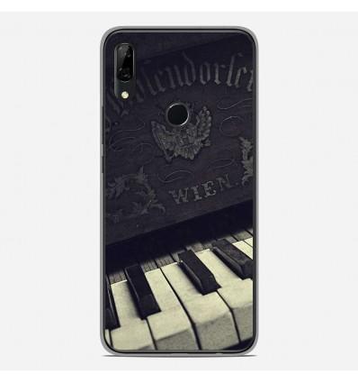 Coque en silicone Huawei P Smart Z - Old piano