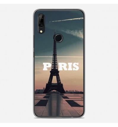 Coque en silicone Huawei P Smart Z - Paris