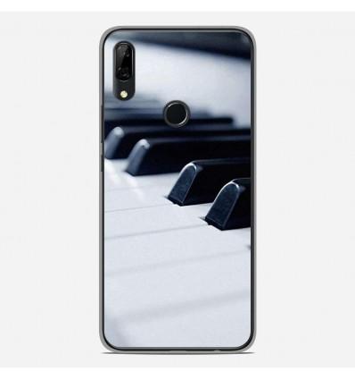 Coque en silicone Huawei P Smart Z - Piano