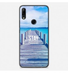 Coque en silicone Huawei P Smart Z - Stay positive