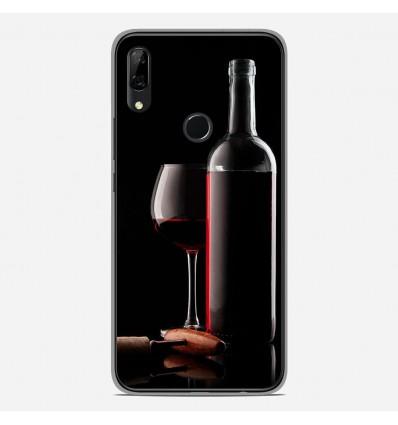 Coque en silicone Huawei P Smart Z - Vin