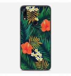 Coque en silicone Huawei P Smart Z - Tropical