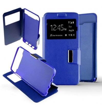 Etui Folio Samsung Galaxy A80/A90 - Bleu