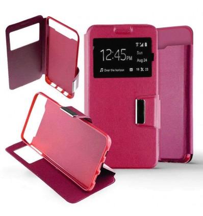 Etui Folio Samsung Galaxy A80/A90 - Rose
