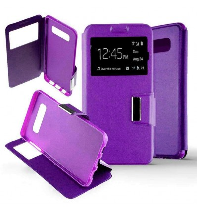 Etui Folio Samsung Galaxy S10 Plus - Violet