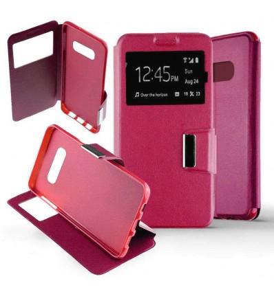Etui Folio Samsung Galaxy S10e - Rose