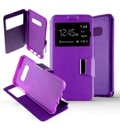 Etui Folio Samsung Galaxy S10e - Violet