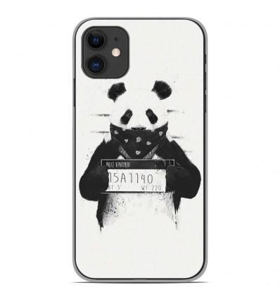 Coque en silicone Apple iPhone 11 - BS Bad Panda