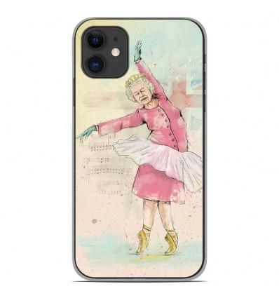 Coque en silicone Apple iPhone 11 - BS Dancing Queen
