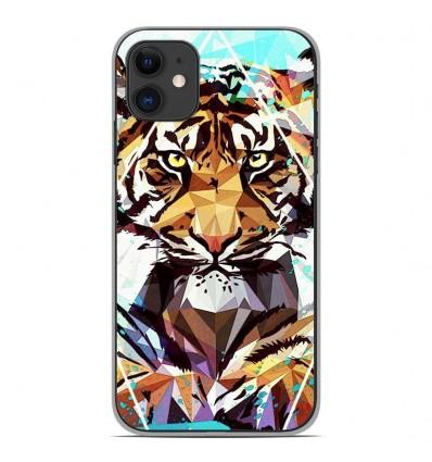 Coque en silicone Apple iPhone 11 - ML It Tiger