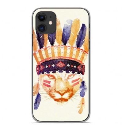 Coque en silicone Apple iPhone 11 - RF Big Chief