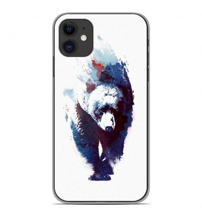 Coque en silicone Apple iPhone 11 - RF Death Run