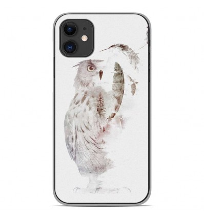 Coque en silicone Apple iPhone 11 - RF Fade Out