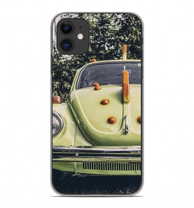Coque en silicone Apple iPhone 11 - Coccinelle