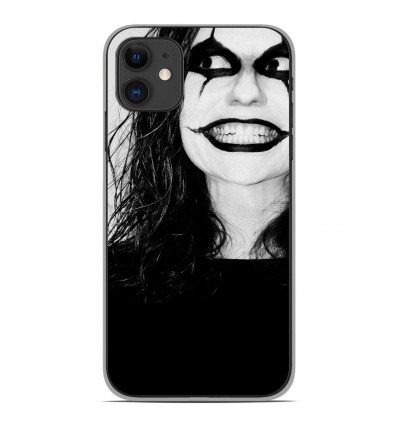 Coque en silicone Apple iPhone 11 - Crow