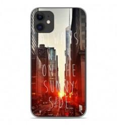 Coque en silicone Apple iPhone 11 - Sunny side