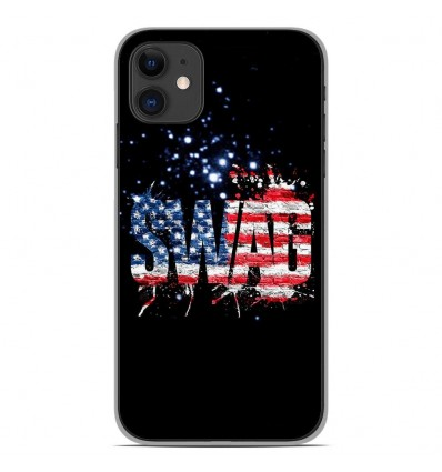 Coque en silicone Apple iPhone 11 - Swag usa