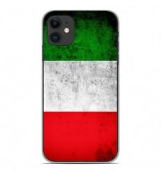Coque en silicone Apple iPhone 11 - Drapeau Italie