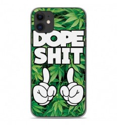 Coque en silicone Apple iPhone 11 - Dope Shit