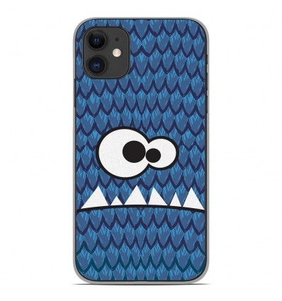Coque en silicone Apple iPhone 11 - Monster