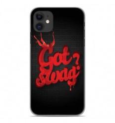 Coque en silicone Apple iPhone 11 - Swag Drop
