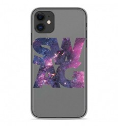 Coque en silicone Apple iPhone 11 - Swag Space