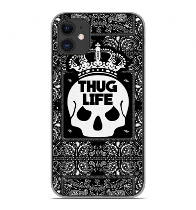 Coque en silicone Apple iPhone 11 - Thuglife