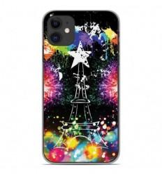 Coque en silicone Apple iPhone 11 - Tour Eiffel
