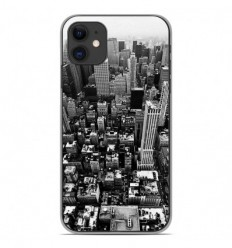 Coque en silicone Apple iPhone 11 - City