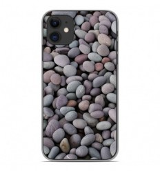 Coque en silicone Apple iPhone 11 - Galets