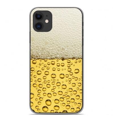Coque en silicone Apple iPhone 11 - Pression