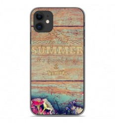 Coque en silicone Apple iPhone 11 - The best summer
